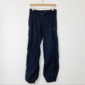 Lululemon dance studio pants black size 4
